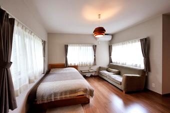 ゆめや施工例【K029神戸市U邸】寝室