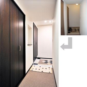 施工例アルバム マンションリフォーム【LDKの動線を見直し、オリジナリティあふれる子供部屋が完成。 ~ 神戸市O邸】