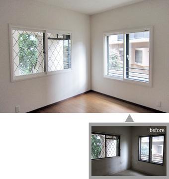 ゆめや施工例【M047芦屋市T邸】洋室
